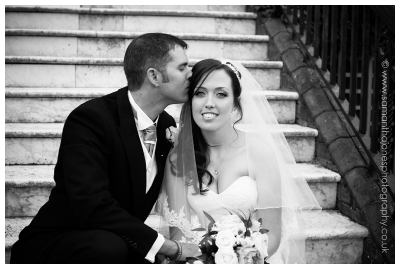Lynsey and Neil at The Grand in Folkestone by Samantha Jones Photography 2