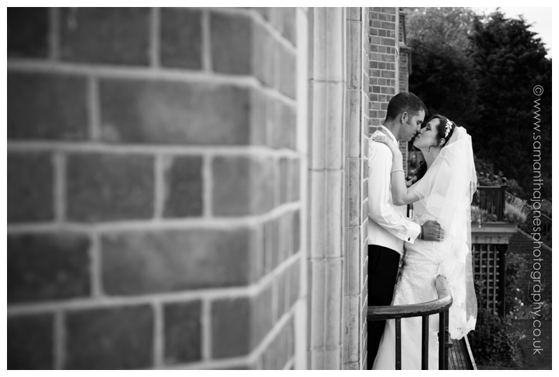 Lynsey and Neil at The Grand in Folkestone by Samantha Jones Photography 3
