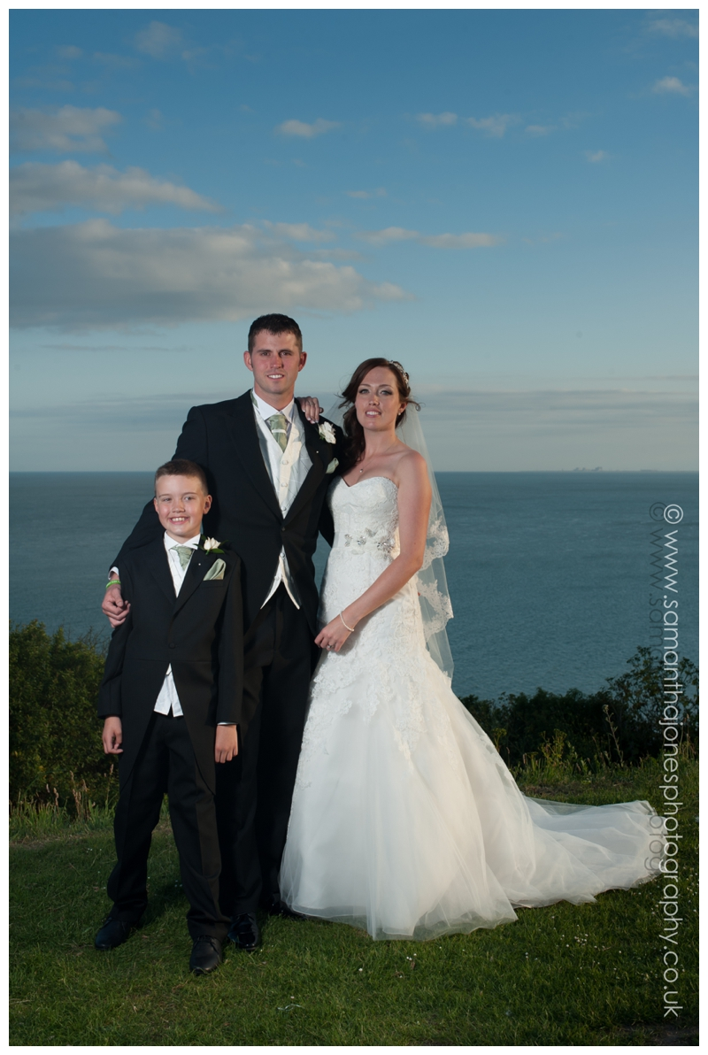 Lynsey and Neil at The Grand in Folkestone by Samantha Jones Photography 5