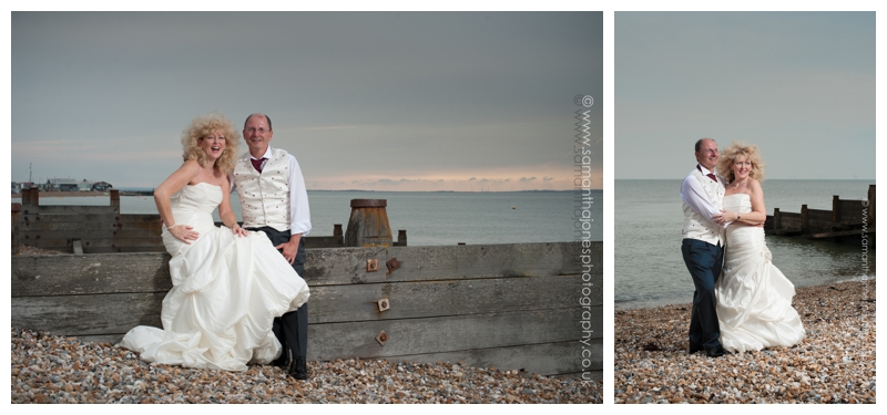 Lee and Geoff wedding at Whitstable Castle by Samantha Jones Photography 3