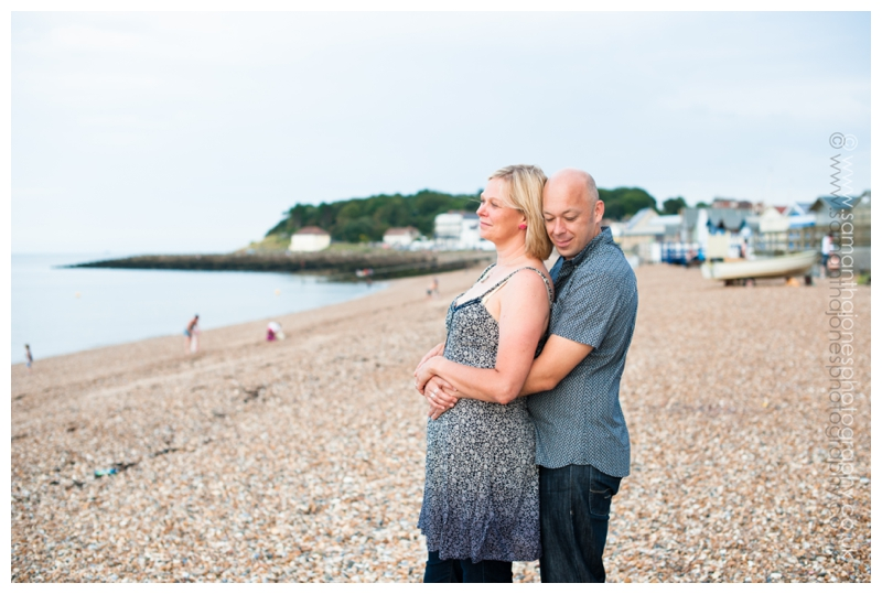 Jill and Kevin pre-wedding photoshoot at The East Quay in Whitstable by Samantha Jones Photography 001