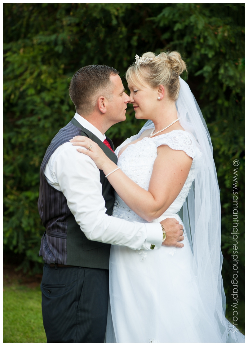 Sarah-Jane and Chris wedding at the Alexander Centre by Samantha Jones Photography