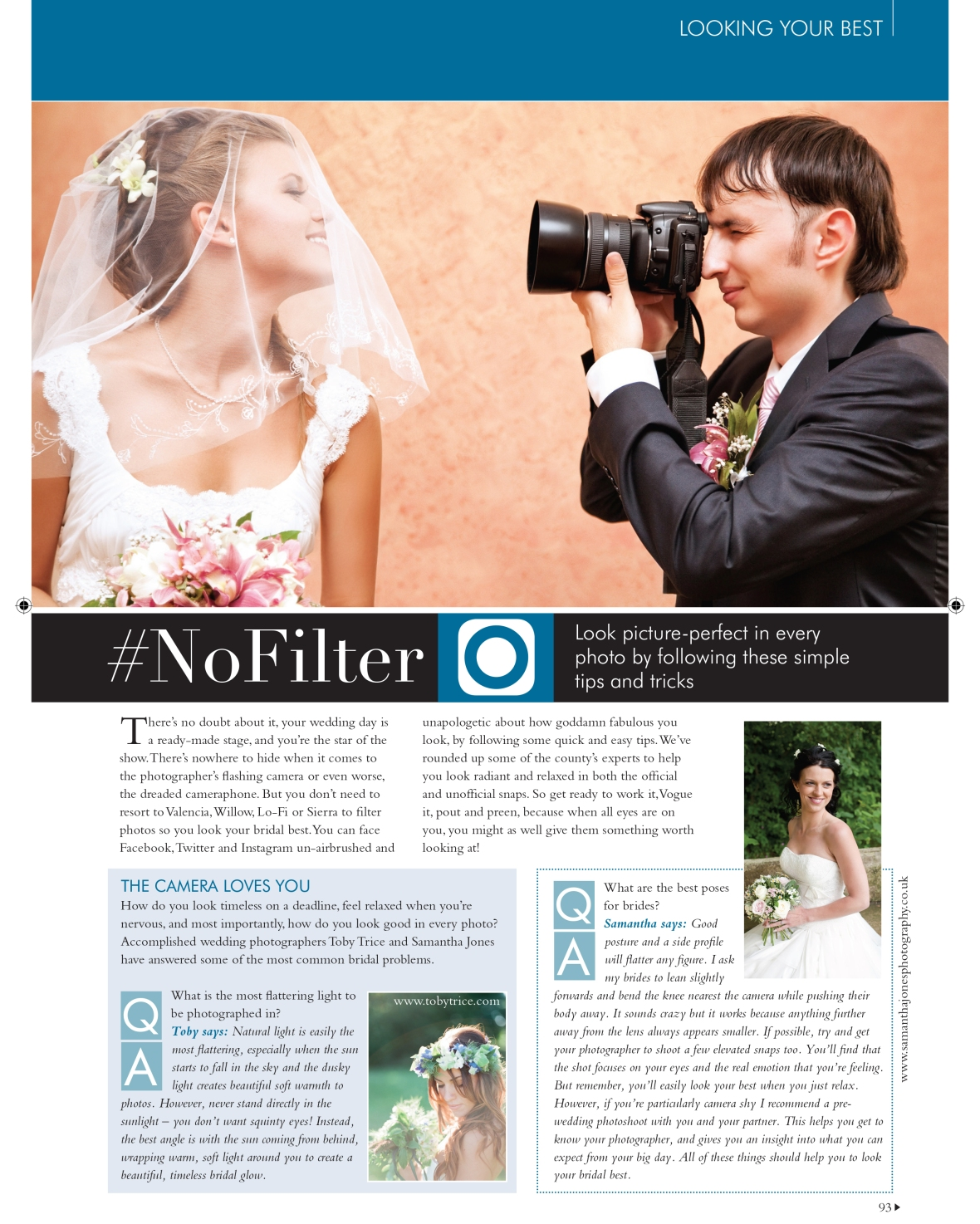 Your Kent Wedding article on looking your best 2