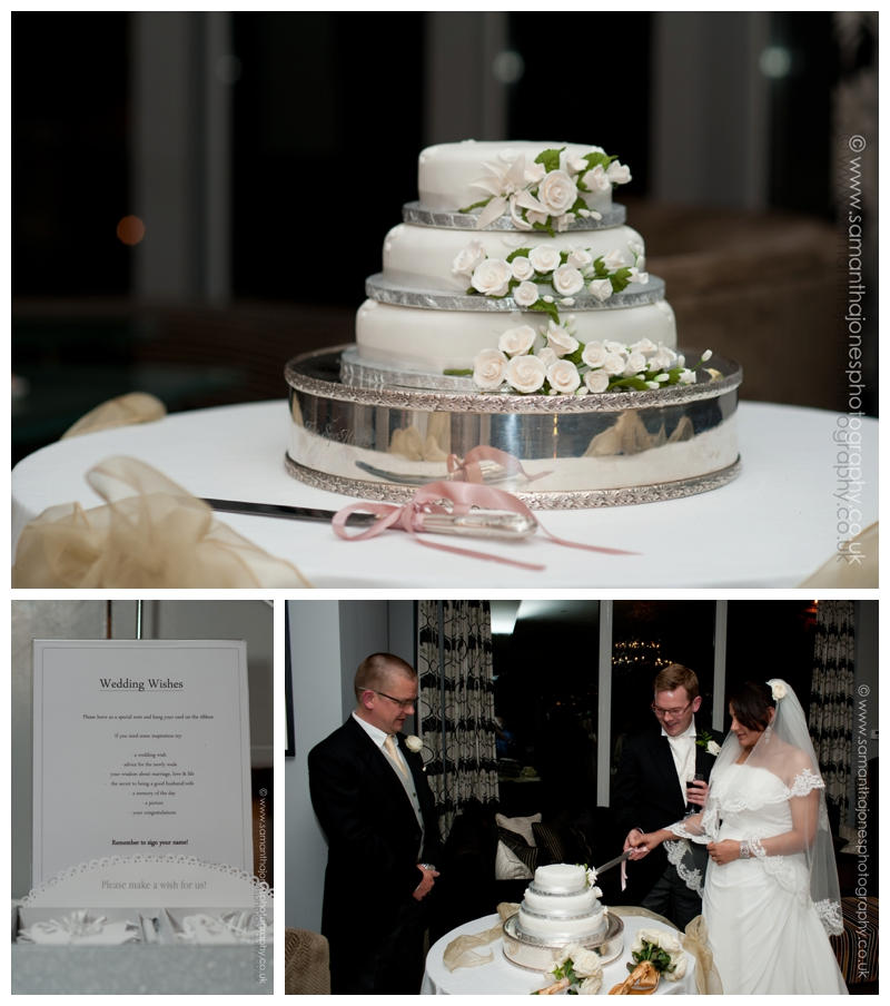 Ayesha and Andrew wedding at The Spa Hotel by Samantha Jones Photography 12
