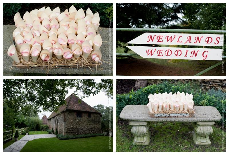 Karen and Carl at Newlands Chapel wedding 01