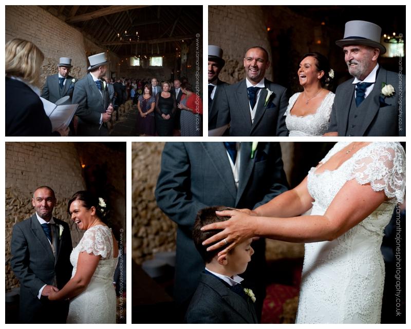 Karen and Carl at Newlands Chapel wedding 05