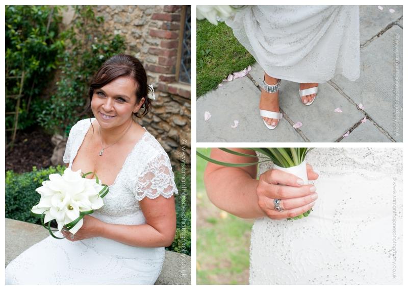 Karen and Carl at Newlands Chapel wedding 07