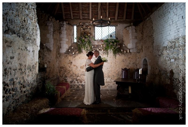 Karen and Carl at Newlands Chapel wedding 08