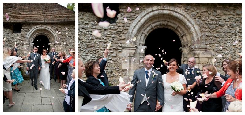 Karen and Carl at Newlands Chapel wedding 08a