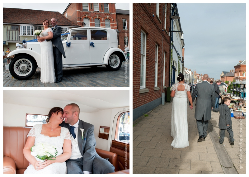 Karen and Carl at Newlands Chapel wedding 10