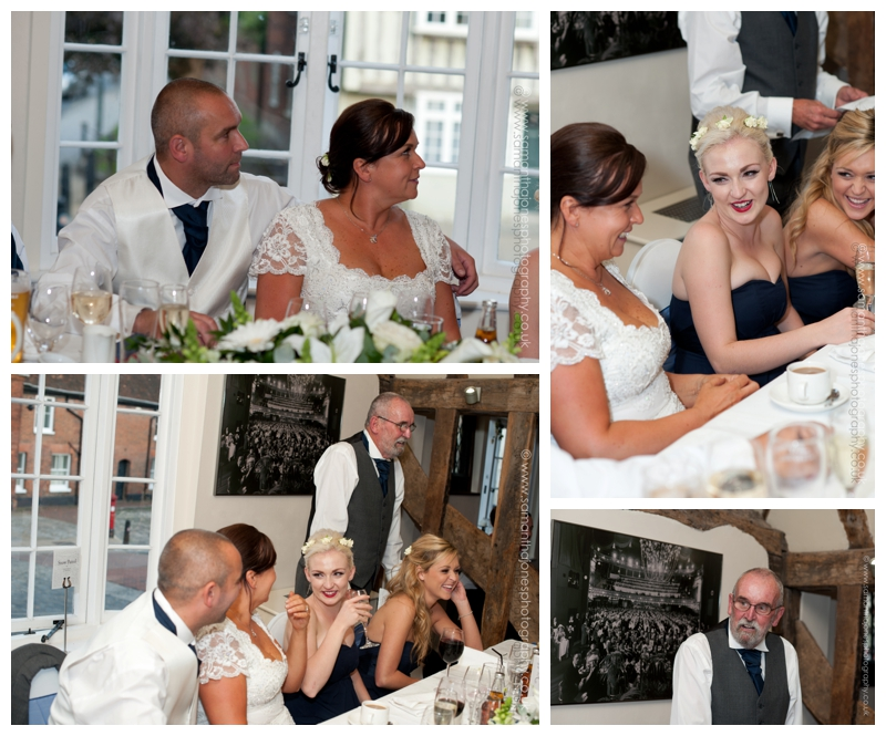 Karen and Carl at Newlands Chapel wedding 13