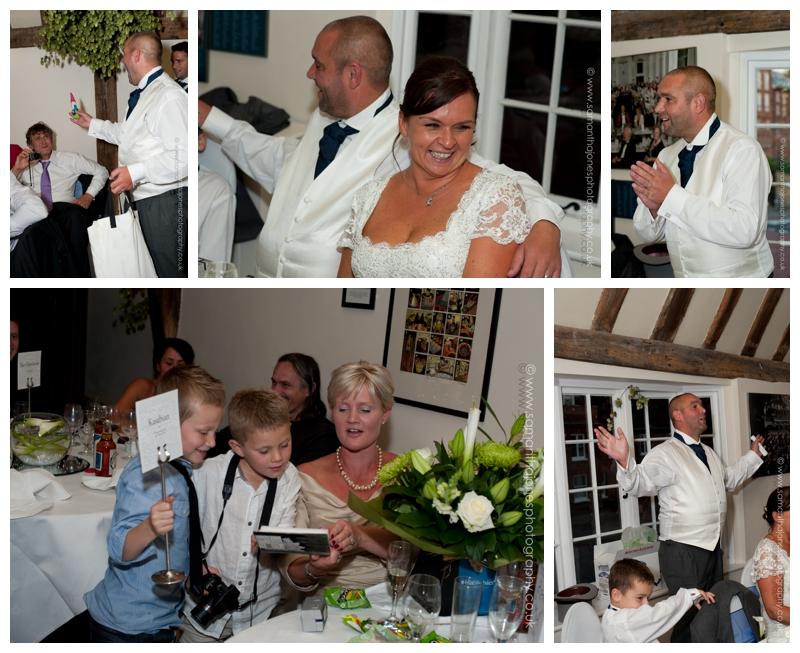 Karen and Carl at Newlands Chapel wedding 15