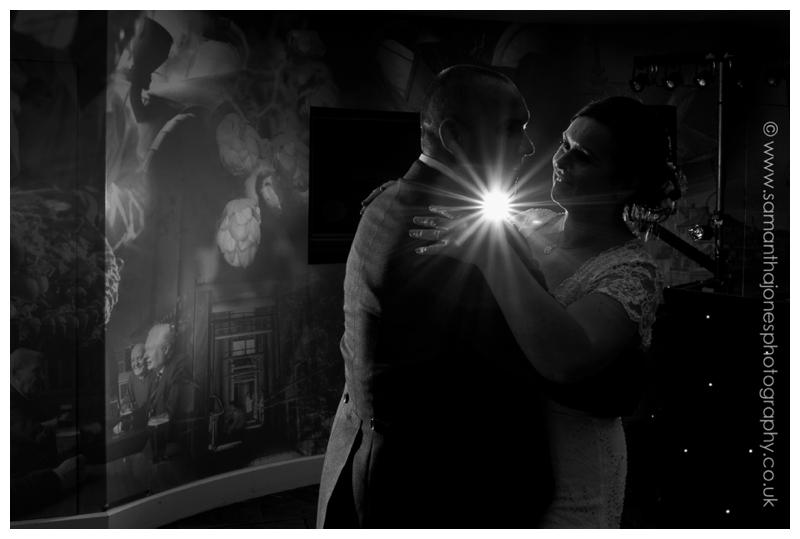 Karen and Carl at Newlands Chapel wedding 17