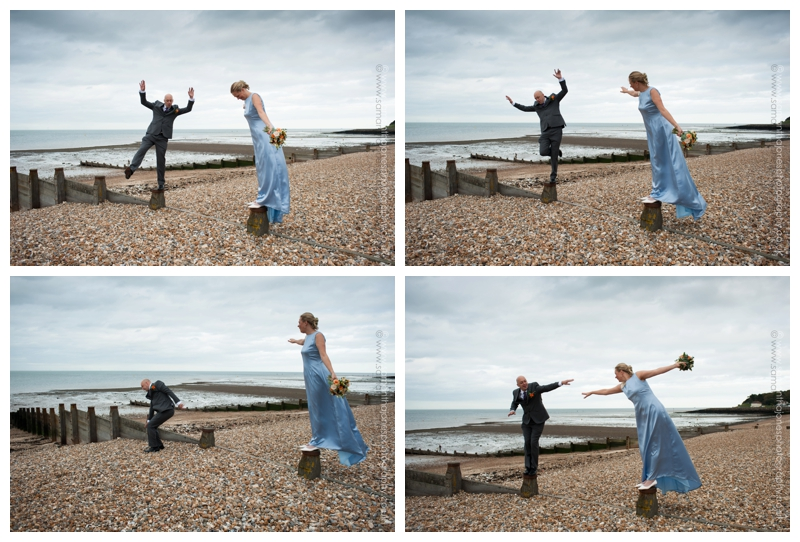 Jill and Kevin at East Quay wedding in Whitstable by Samantha Jones Photography 01