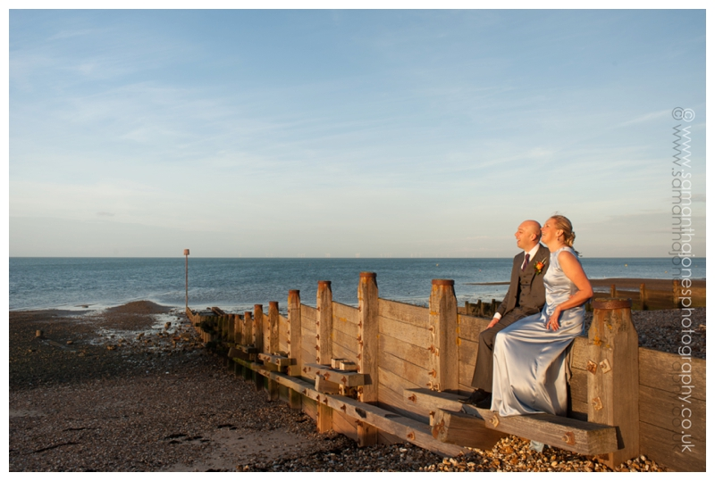 Jill and Kevin at East Quay wedding in Whitstable by Samantha Jones Photography 02