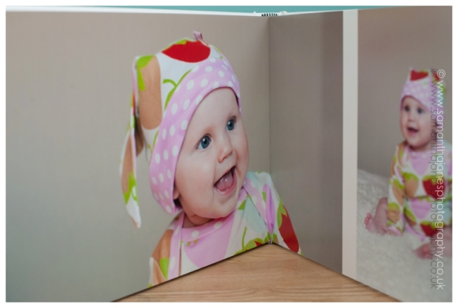 Aoife newborn to one year album package by Samantha Jones Photography 03