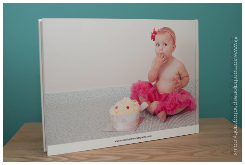 Aoife newborn to one year album package by Samantha Jones Photography 04