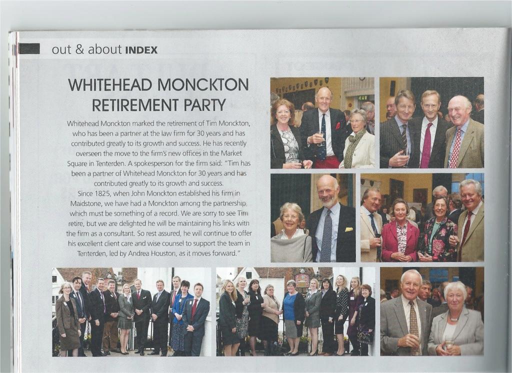 Whitehead Monckton Canterbury Index magazine article