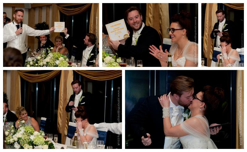 Jemma and Rob wedding at The Old Kent Barn 10