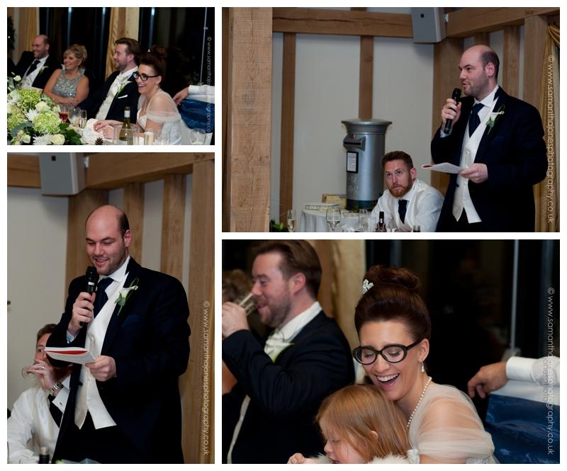 Jemma and Rob wedding at The Old Kent Barn 11