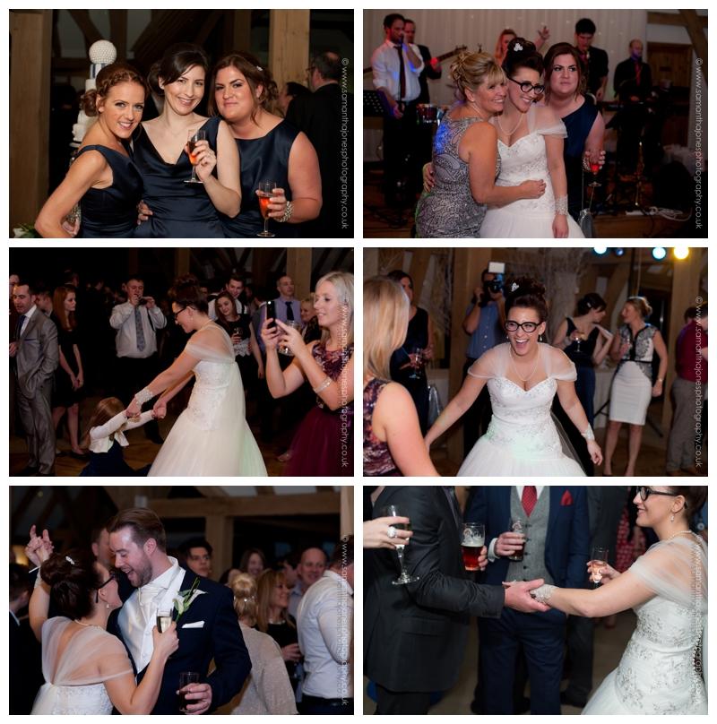 Jemma and Rob wedding at The Old Kent Barn 17