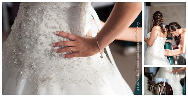 Sarah and Sam wedding at Hadlow Manor by Samantha Jones Photography 05