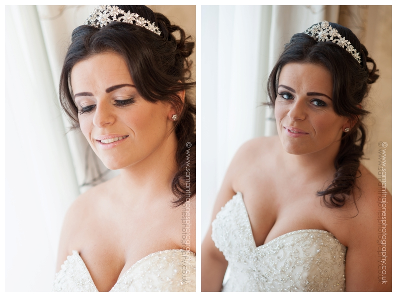Sarah and Sam wedding at Hadlow Manor by Samantha Jones Photography 09