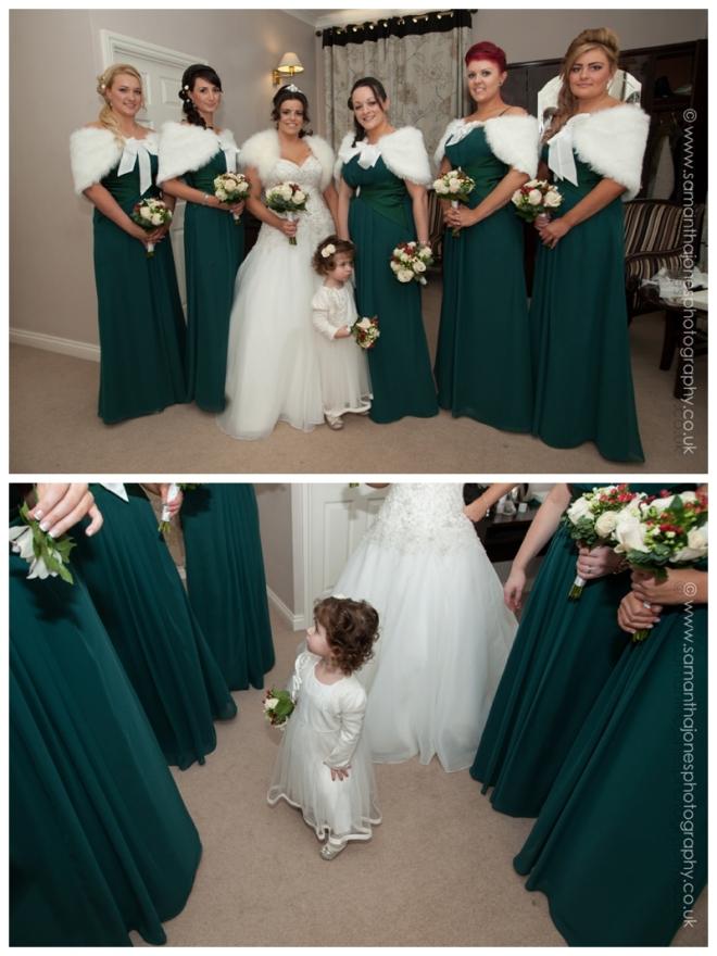 Sarah and Sam wedding at Hadlow Manor by Samantha Jones Photography 15
