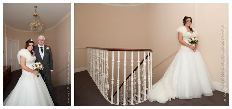 Sarah and Sam wedding at Hadlow Manor by Samantha Jones Photography 16