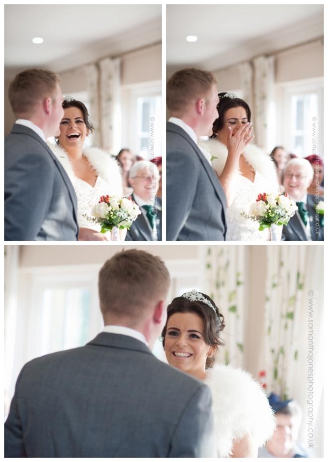 Sarah and Sam wedding at Hadlow Manor by Samantha Jones Photography 18
