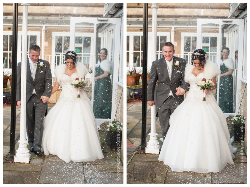 Sarah and Sam wedding at Hadlow Manor by Samantha Jones Photography 20