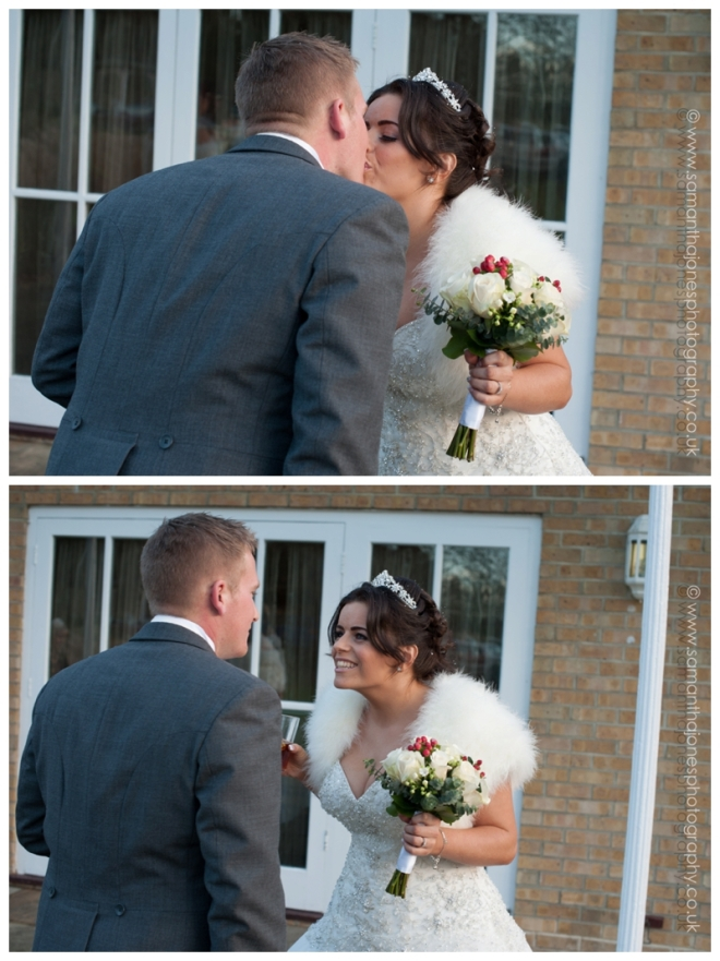 Sarah and Sam wedding at Hadlow Manor by Samantha Jones Photography 22