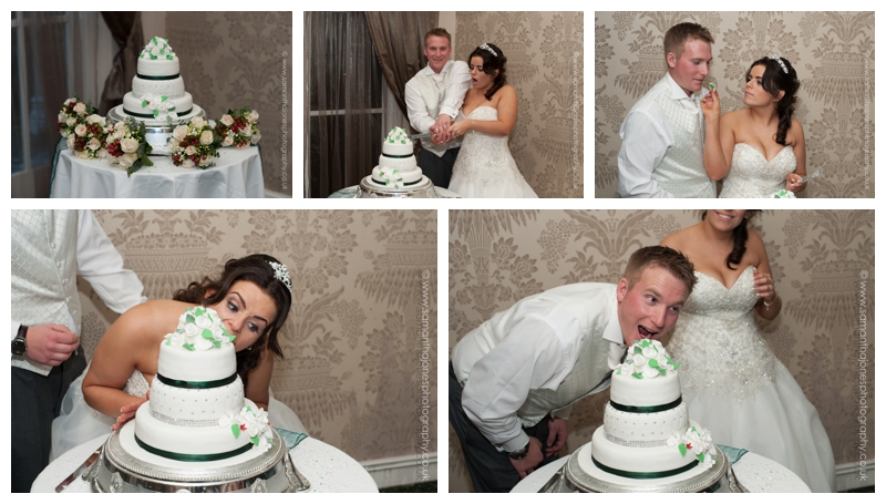 Sarah and Sam wedding at Hadlow Manor by Samantha Jones Photography 29