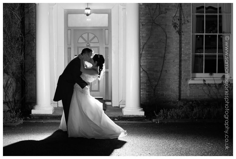 Sarah and Sam wedding at Hadlow Manor by Samantha Jones Photography 36
