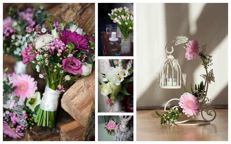 Beautiful bouquets and some colourful inspiration – 2014 inflowers