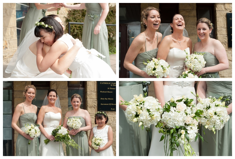 Nicola and Mark wedding at West Malling Church and Hadlow Manor by Samantha Jones Photography 07