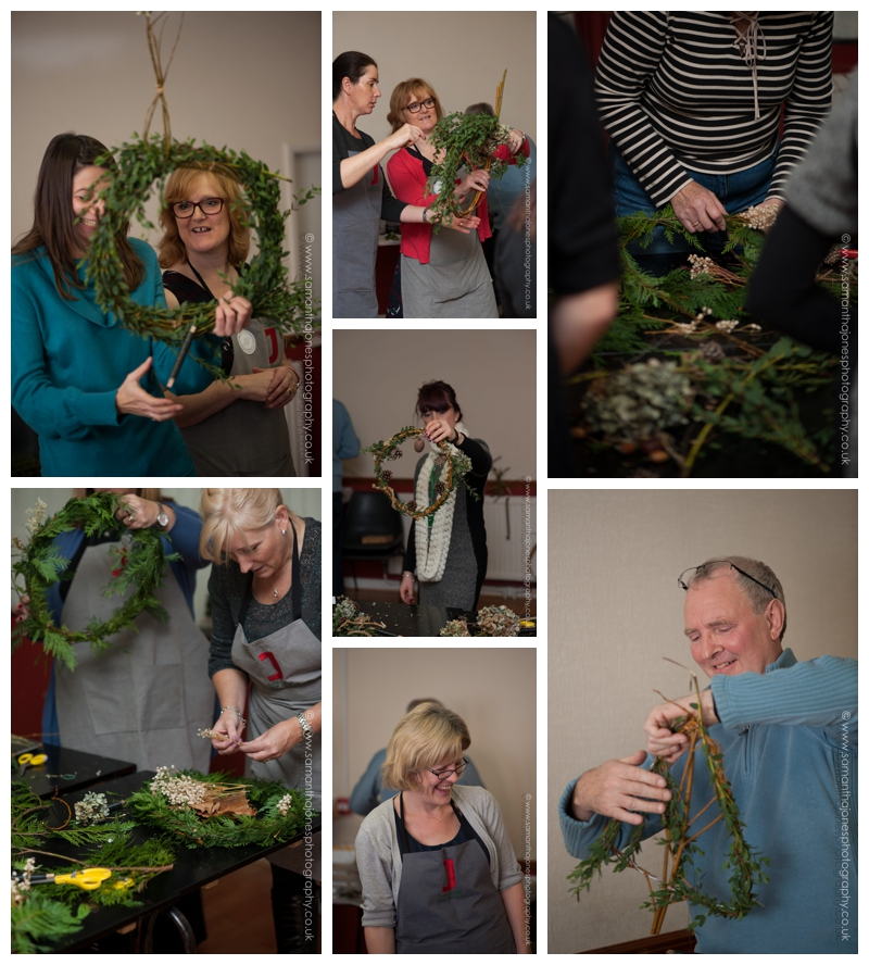 The Winter Door Project led by Julie Davies photographed by Samantha Jones Photography 01