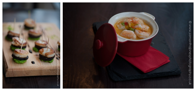 Saddlers Faversham food photography by Samantha Jones Photography