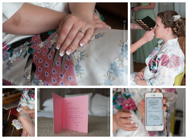 Sara and Steve wedding at Pines Calyx by Samantha Jones Photography 02