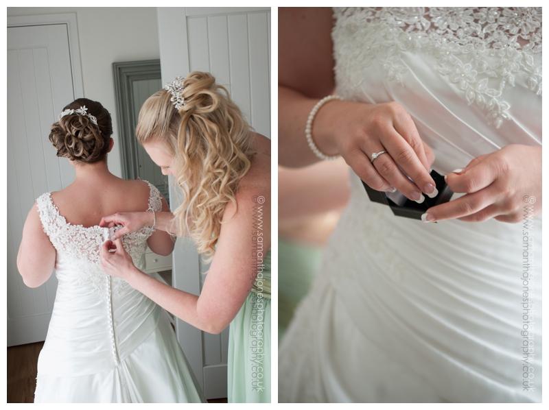 Sara and Steve wedding at Pines Calyx by Samantha Jones Photography 05
