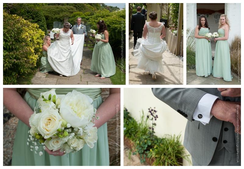 Sara and Steve wedding at Pines Calyx by Samantha Jones Photography 11