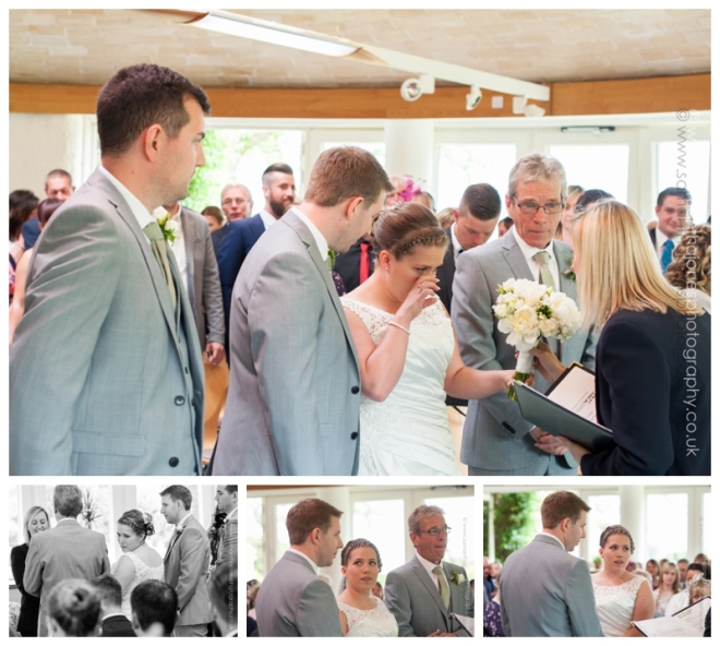Sara and Steve wedding at Pines Calyx by Samantha Jones Photography 13