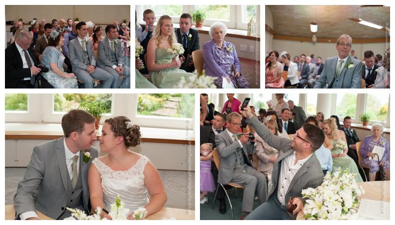Sara and Steve wedding at Pines Calyx by Samantha Jones Photography 14