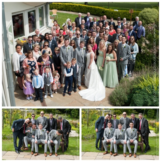 Sara and Steve wedding at Pines Calyx by Samantha Jones Photography 15