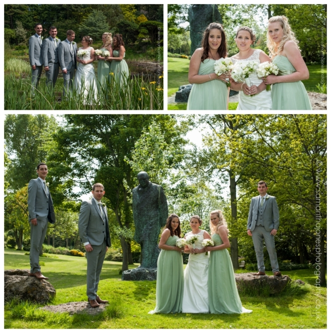 Sara and Steve wedding at Pines Calyx by Samantha Jones Photography 16