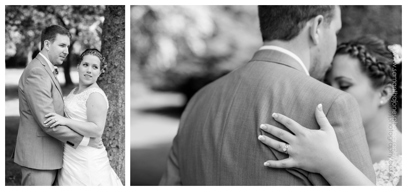 Sara and Steve wedding at Pines Calyx by Samantha Jones Photography 17