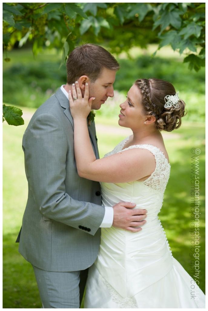Sara and Steve wedding at Pines Calyx by Samantha Jones Photography 18