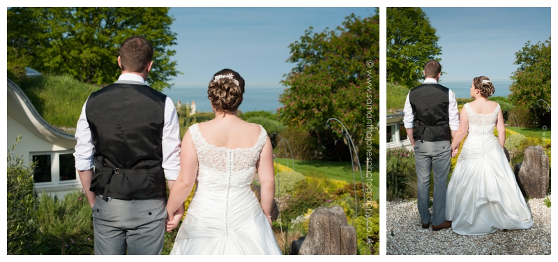 Sara and Steve wedding at Pines Calyx by Samantha Jones Photography 27