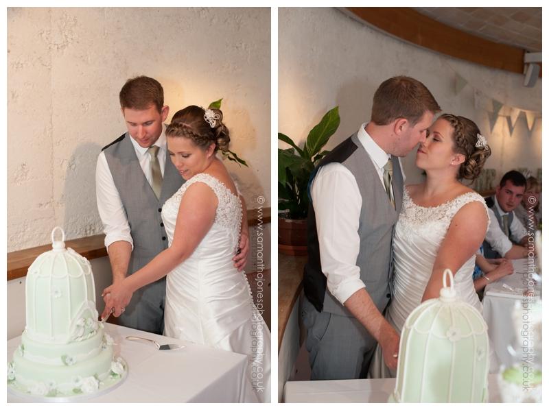 Sara and Steve wedding at Pines Calyx by Samantha Jones Photography 34