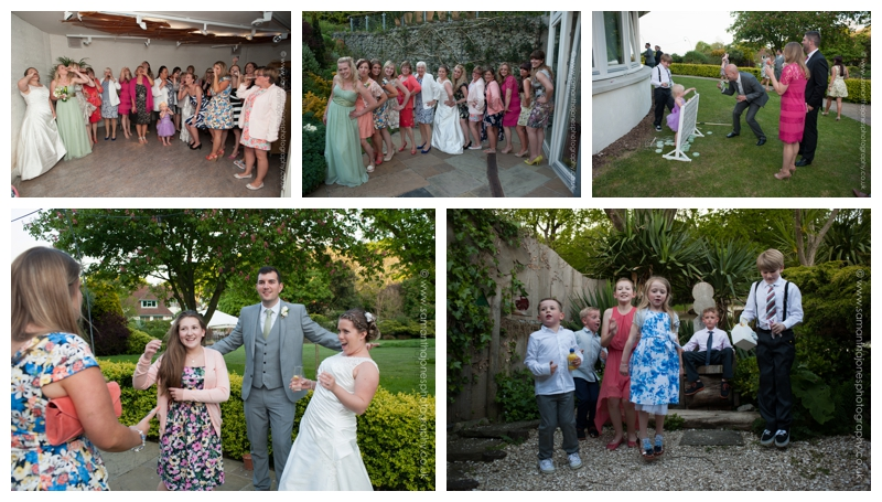Sara and Steve wedding at Pines Calyx by Samantha Jones Photography 37